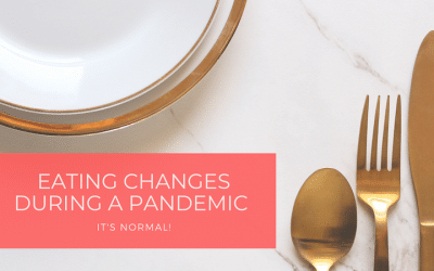 Eating Changes During a Pandemic
