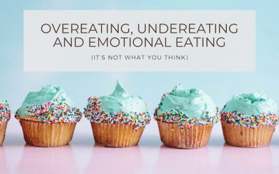 Overeating, Undereating, and Emotional Eating