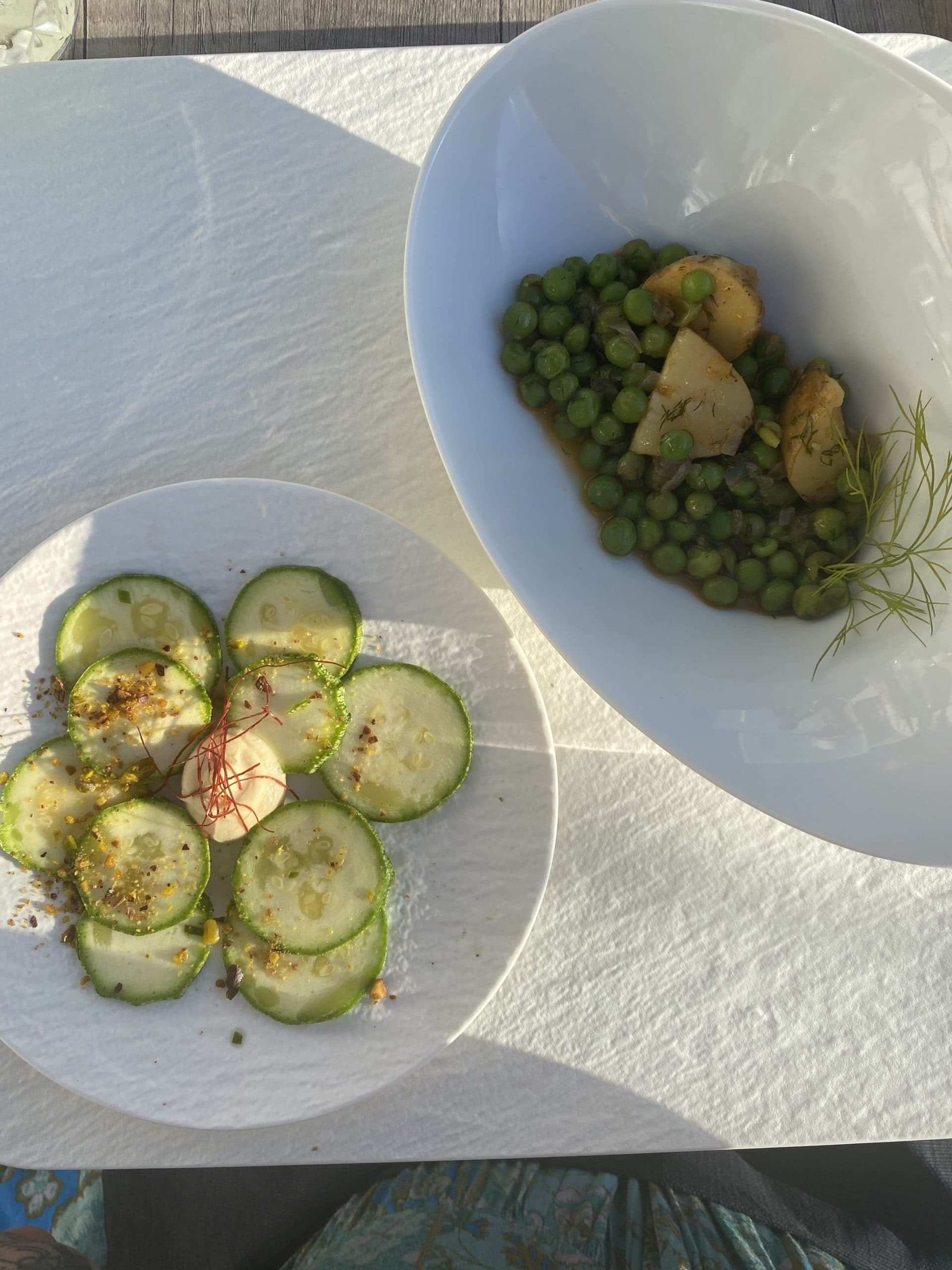 athenian house meal
